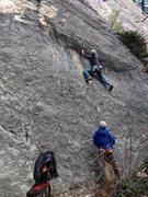 Rock Climbing Photo: SWBAT