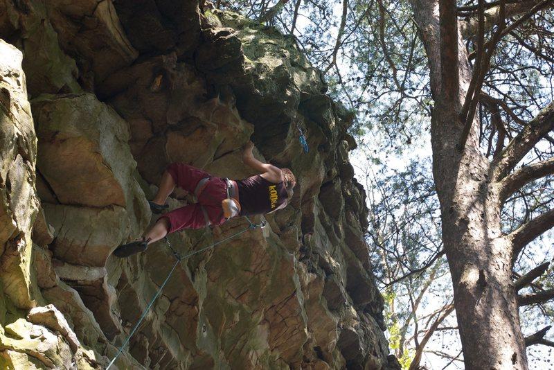 Rock Climbing Photo: Cinco de Mayo