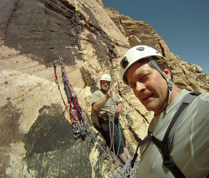 Keith & Tim Sullivan on Solar Slab