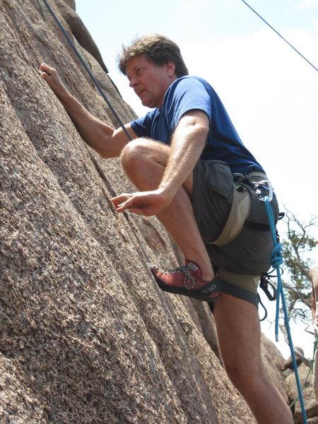 Rock Climbing Photo: Echo Dome