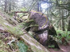 Rock Climbing Photo: Bump and Grind