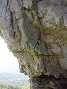 Rock Climbing Photo: Sections to the right would be a fun climb also.  ...