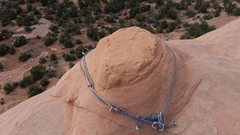 Rock Climbing Photo: We decided on another way down.