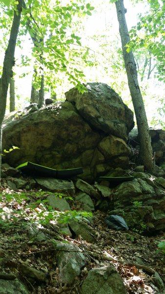 Rock Climbing Photo: Drop Top