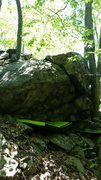 Rock Climbing Photo: Drop Top start