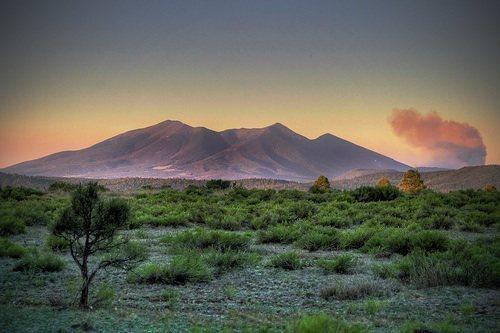The Peaks.