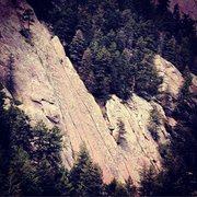 Rock Climbing Photo: Buckets.
