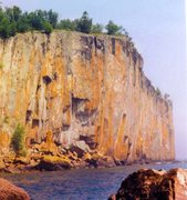 Rock Climbing Photo: The northern end of one of my favorite places on e...