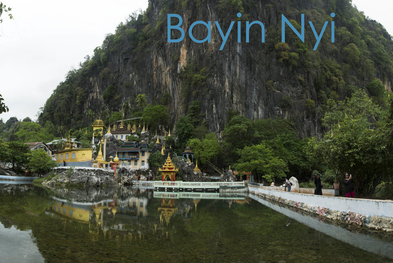 Rock Climbing Photo: Bayin Nyi