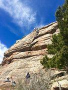 Rock Climbing Photo: Training ground overview