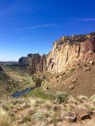 Rock Climbing Photo: Overlook