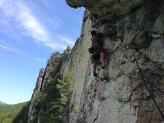 Rock Climbing Photo: so pleasant