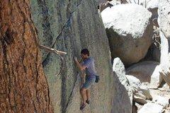 Rock Climbing Photo: Emerald City, Tramway