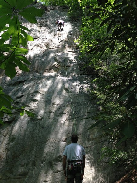 Rock Climbing Photo: 5/24/15