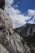 Rock Climbing Photo: A beautiful place to suffer!