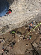 Rock Climbing Photo: Seismic Wall Austin, TX