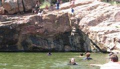 Rock Climbing Photo: Inks Lake Burnet, TX DWS