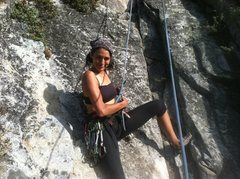 Rock Climbing Photo: Lovers Leep
