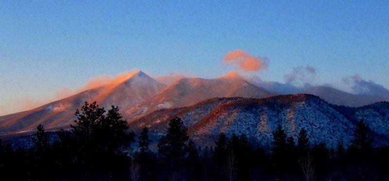 Our beloved Peaks!!