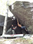 Great route best v4 at ghsp