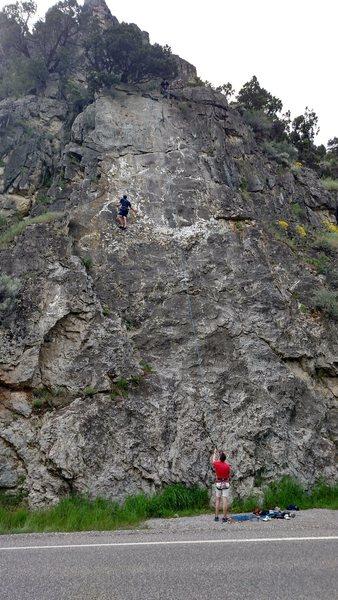 Climbing KFP