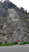 Rock Climbing Photo: Climbing KFP