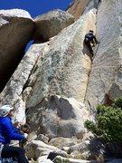 Rock Climbing Photo: McCain Valley, San Diego county.