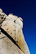 Rock Climbing Photo: Phantom Spires - Tahoe Candy Land 10c