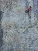 Rock Climbing Photo: Donner Summit - N. Tahoe Goldie Locks 11a