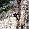 Lovers Leap - Tahoe<br> East Wall - East Crack