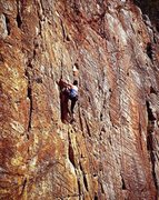 Rock Climbing Photo: Auburn Quarry Main Wall