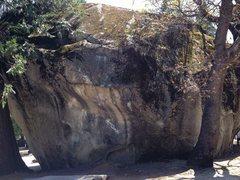 Rock Climbing Photo: Yosemite - Camp 4 Midnight Lightning
