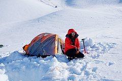 Rock Climbing Photo: Avalanche Gulch South Side