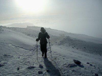 Mt. Kilimanjaro <br> Lemosho Shira Route - Winter Ascent