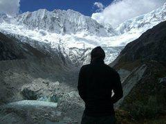 Rock Climbing Photo: Peruvian Andes - Cordillera Blanca Nevado Pisco