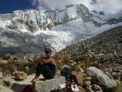 Rock Climbing Photo: Peruvian Andes - Cordillera Blanca Nevado Pisco Hi...