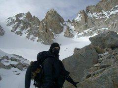 Rock Climbing Photo: Eastern Sierra - Sawtooth Range Matterhorn Peak