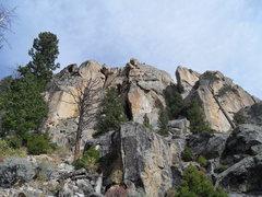 Rock Climbing Photo: More HOF.