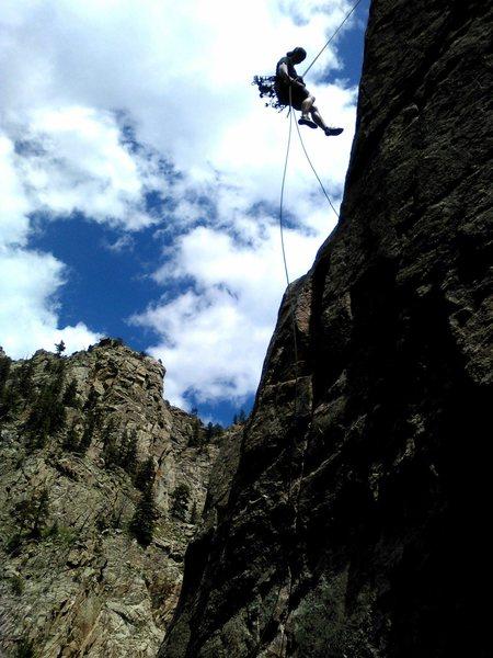 Rock Climbing Photo: Cob Rock