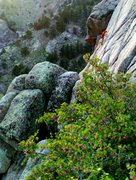 Rock Climbing Photo: East Face, The Dome