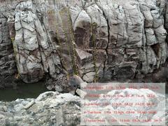 Rock Climbing Photo: Sauce Wall Overview