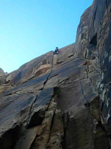Climber on Weak Sauce