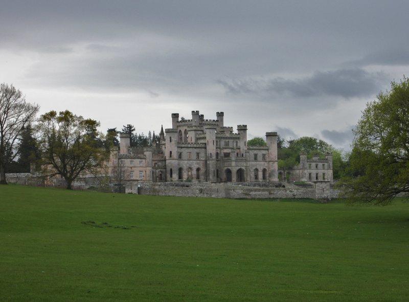 Lowther Castle . Cumbria