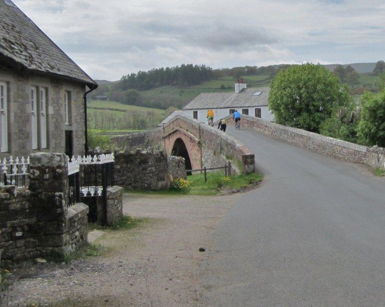 Road biking .. Cumbria