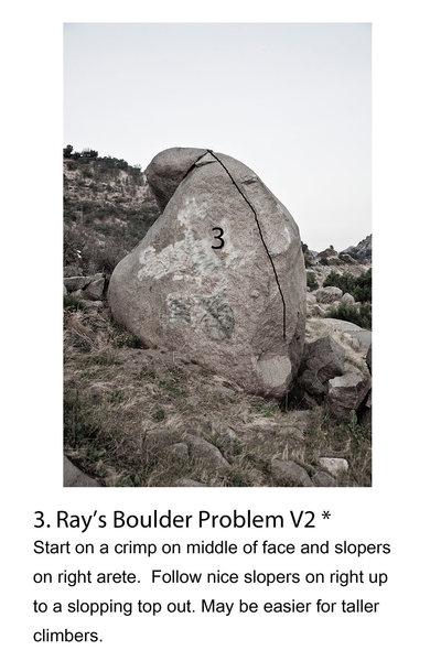 Ray's Boulder