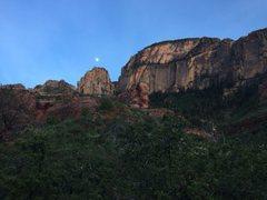 Rock Climbing Photo: the great wall