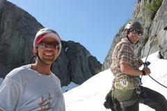 Rock Climbing Photo: Enjoying the good life.
