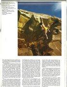 Rock Climbing Photo: Horsetooth American Grit.