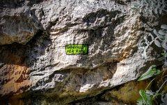 Route plaque