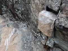 Rock Climbing Photo: The Block
